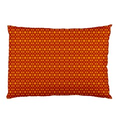 Pattern Creative Background Pillow Case (two Sides) by Nexatart