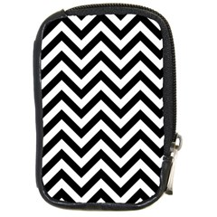 Wave Background Fashion Compact Camera Cases by Nexatart
