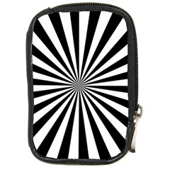 Rays Stripes Ray Laser Background Compact Camera Cases by Nexatart