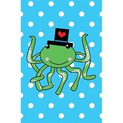 Octopus Sea Animal Ocean Marine 5 5  X 8 5  Notebooks by Nexatart