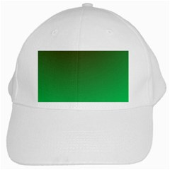 Course Colorful Pattern Abstract Green White Cap by Nexatart