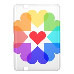 Heart Love Romance Romantic Kindle Fire Hd 8 9  by Nexatart