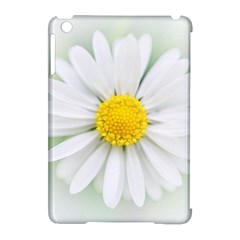 Art Daisy Flower Art Flower Deco Apple Ipad Mini Hardshell Case (compatible With Smart Cover) by Nexatart