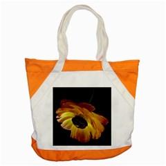 Ranunculus Yellow Orange Blossom Accent Tote Bag by Nexatart