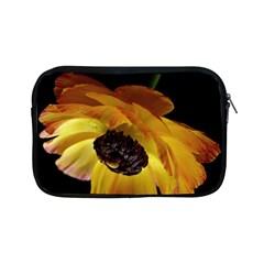 Ranunculus Yellow Orange Blossom Apple Ipad Mini Zipper Cases by Nexatart
