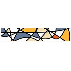 Abstract Background Abstract Flano Scarf (large) by Nexatart