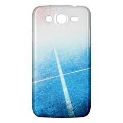 Court Sport Blue Red White Samsung Galaxy Mega 5 8 I9152 Hardshell Case  by Nexatart