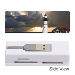 Lighthouse Beacon Light House Memory Card Reader (stick)  by Nexatart