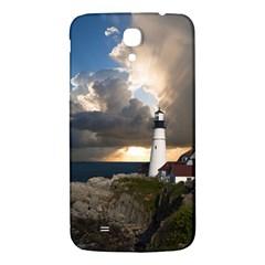 Lighthouse Beacon Light House Samsung Galaxy Mega I9200 Hardshell Back Case by Nexatart