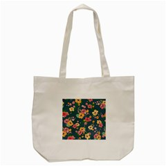 Aloha Hawaii Flower Floral Sexy Tote Bag (cream) by Mariart
