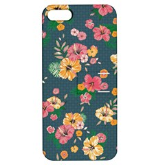 Aloha Hawaii Flower Floral Sexy Apple Iphone 5 Hardshell Case With Stand by Mariart