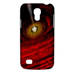 Black Red Space Hole Galaxy S4 Mini by Mariart