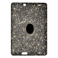 Black Hole Blue Space Galaxy Star Light Amazon Kindle Fire Hd (2013) Hardshell Case by Mariart