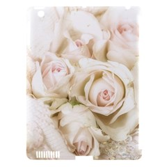 Pastel Roses Antique Vintage Apple Ipad 3/4 Hardshell Case (compatible With Smart Cover) by Nexatart