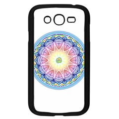 Mandala Universe Energy Om Samsung Galaxy Grand Duos I9082 Case (black) by Nexatart