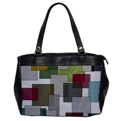 Decor Painting Design Texture Office Handbags by Nexatart