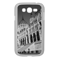 Architecture Parliament Landmark Samsung Galaxy Grand Duos I9082 Case (white) by Nexatart