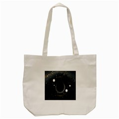 Brightest Cluster Galaxies And Supermassive Black Holes Tote Bag (cream) by Mariart
