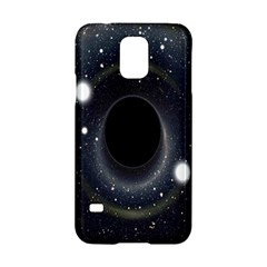 Brightest Cluster Galaxies And Supermassive Black Holes Samsung Galaxy S5 Hardshell Case  by Mariart
