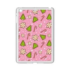 Ginger Cookies Christmas Pattern Ipad Mini 2 Enamel Coated Cases by Valentinaart