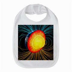 Cross Section Earth Field Lines Geomagnetic Hot Amazon Fire Phone by Mariart