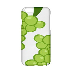 Fruit Green Grape Apple Iphone 6/6s Hardshell Case by Mariart