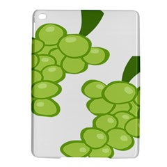 Fruit Green Grape Ipad Air 2 Hardshell Cases by Mariart