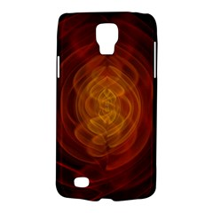 High Res Nostars Orange Gold Galaxy S4 Active by Mariart