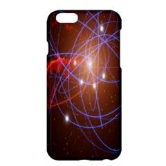 Highest Resolution Version Space Net Apple Iphone 6 Plus/6s Plus Hardshell Case