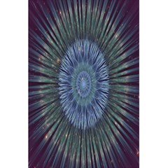 Peaceful Flower Formation Sparkling Space 5 5  X 8 5  Notebooks by Mariart