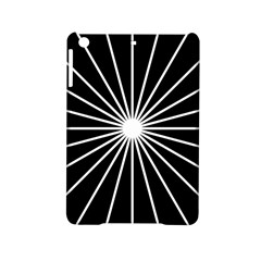 Ray White Black Line Space Ipad Mini 2 Hardshell Cases by Mariart