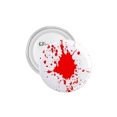 Red Blood Splatter 1 75  Buttons by Mariart