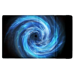 Hole Space Galaxy Star Planet Apple Ipad 3/4 Flip Case by Mariart