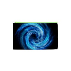 Hole Space Galaxy Star Planet Cosmetic Bag (xs) by Mariart