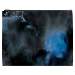 Space Star Blue Sky Cosmetic Bag (xxxl)  by Mariart