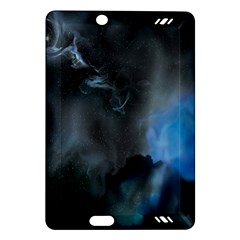 Space Star Blue Sky Amazon Kindle Fire Hd (2013) Hardshell Case by Mariart