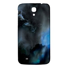 Space Star Blue Sky Samsung Galaxy Mega I9200 Hardshell Back Case by Mariart