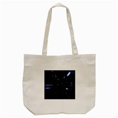 Space Warp Speed Hyperspace Through Starfield Nebula Space Star Hole Galaxy Tote Bag (cream) by Mariart