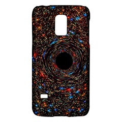 Space Star Light Black Hole Galaxy S5 Mini by Mariart