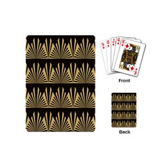 Art Deco Playing Cards (mini)  by 8fugoso