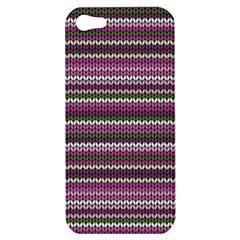 Winter Pattern 2 Apple Iphone 5 Hardshell Case by tarastyle