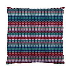 Winter Pattern 4 Standard Cushion Case (two Sides) by tarastyle