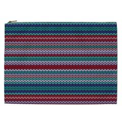 Winter Pattern 4 Cosmetic Bag (xxl)  by tarastyle