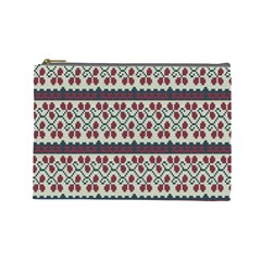 Winter Pattern 5 Cosmetic Bag (large)  by tarastyle