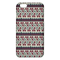 Winter Pattern 5 Iphone 6 Plus/6s Plus Tpu Case
