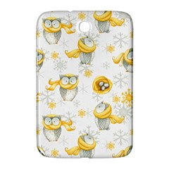 Winter Pattern 6 Samsung Galaxy Note 8 0 N5100 Hardshell Case  by tarastyle