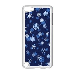 Winter Pattern 8 Apple Ipod Touch 5 Case (white) by tarastyle