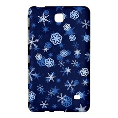 Winter Pattern 8 Samsung Galaxy Tab 4 (8 ) Hardshell Case  by tarastyle
