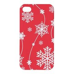 Winter Pattern 9 Apple Iphone 4/4s Premium Hardshell Case by tarastyle