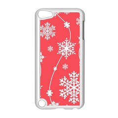 Winter Pattern 9 Apple Ipod Touch 5 Case (white) by tarastyle